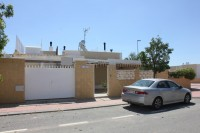 This is a three bed two bath furnished bungalow.