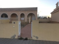 This is a two bed one bath furnished corner bungalow.