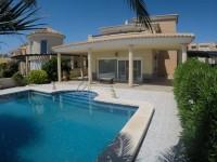 fabulous detached villa with a superb pool