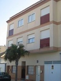beach apartment los alcazares