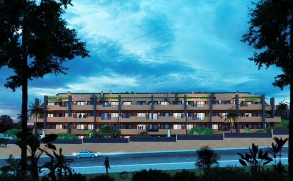Fantastic Off Plan New Build Apartments