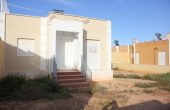 REF 08, This is a two bed one bath unfurnished quad bungalow.