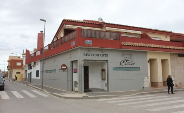 Buisness premises in TORRE PACHECO